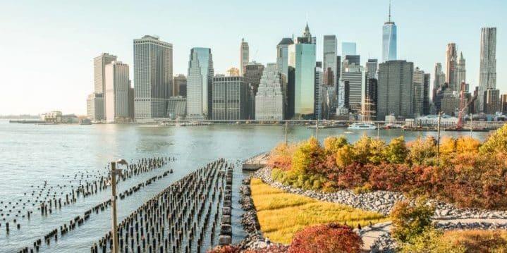 Brooklyn Bridge Park (Credit: Julienne Schaer)