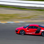 Laps in the R8