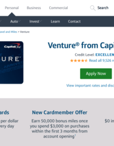 The capital one venture card allows for flexible mile redemption also how to redeem miles maximum value rh johnnyjet