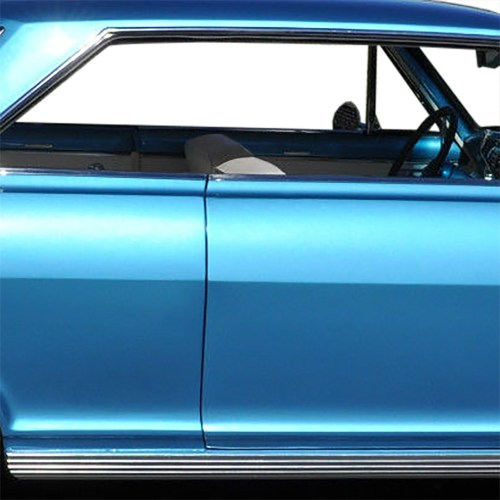 small resolution of chevy ii shaved door kits