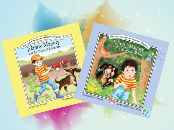Johnny Magory Books bundle