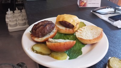 Island Burger | Johnny Prime