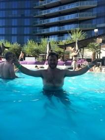 14th floor pool