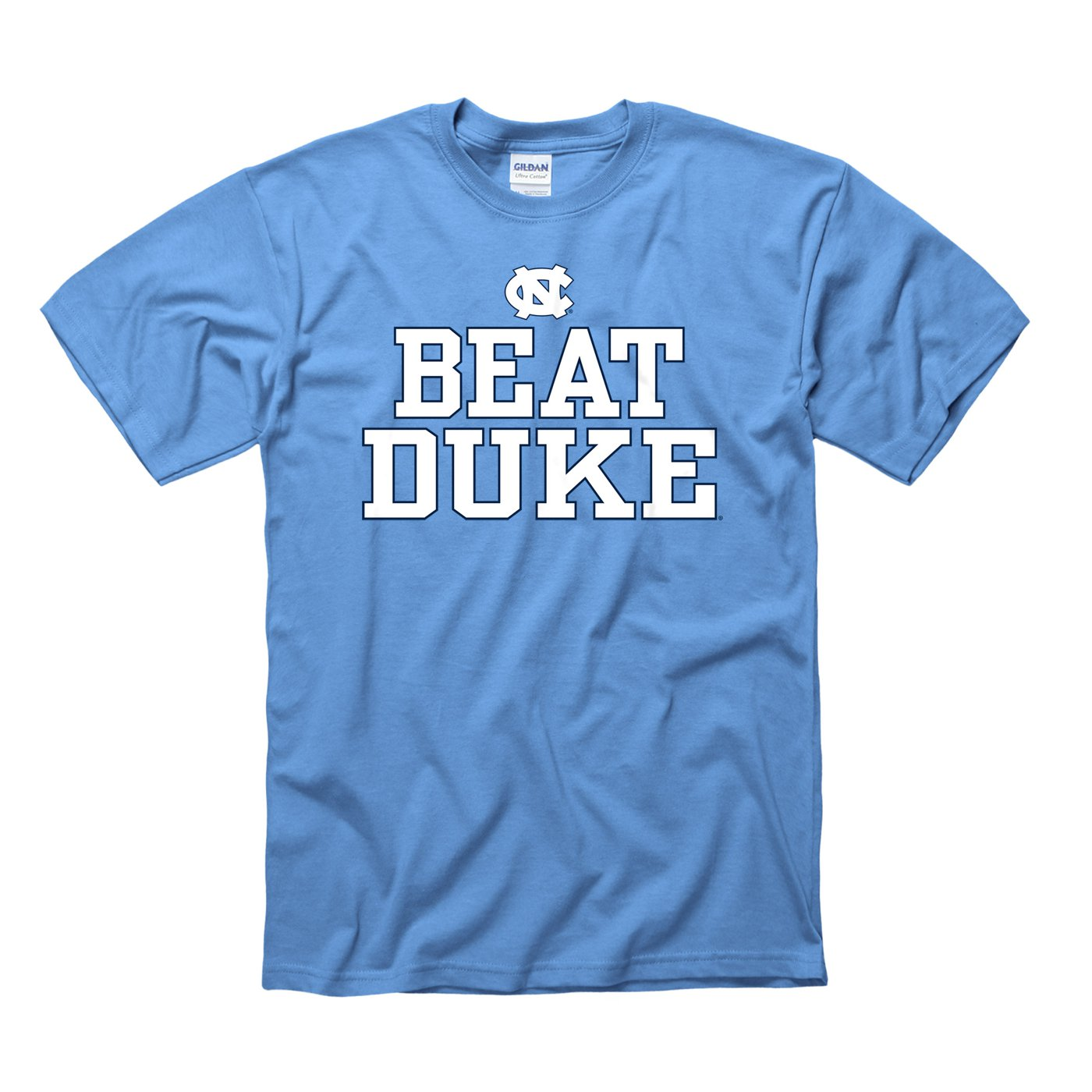 Carolina Tar Heels Duke T Shirts