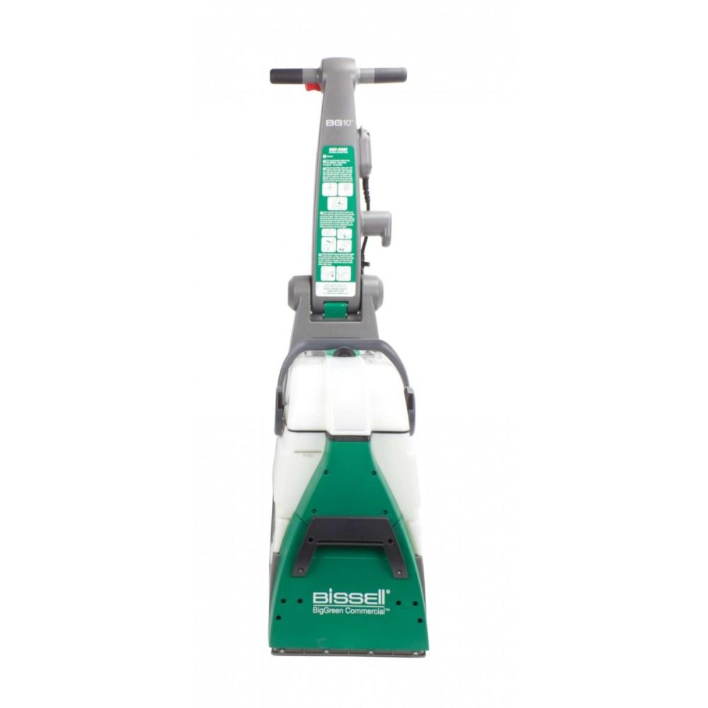 medium resolution of bissel professionnal upright carpet cleaner big green