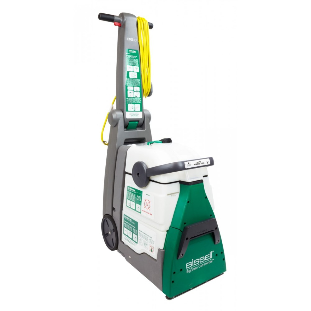 medium resolution of bissel professionnal upright carpet cleaner big green