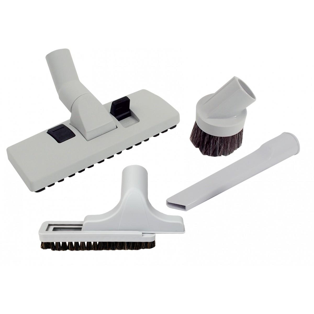 https www johnnyvac com qc ensembles d accessoires pour aspirateurs centraux ensemble de brosses brosse a plancher combo wessel werk gris