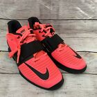 Nike Romaleos 3 Mens Weightlifting Training Shoes Solar Red Size 10 852933-602