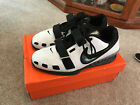Nike Romaleos 2 white/black 11.5 US CrossFit weightlifting squat shoes