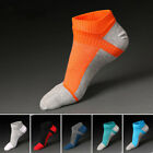 5 Pairs Men five finger toe Socks Cotton Ankle Casual Sports Low Cut Breathe NEW
