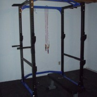 Amstaff TR023 Power Rack Review