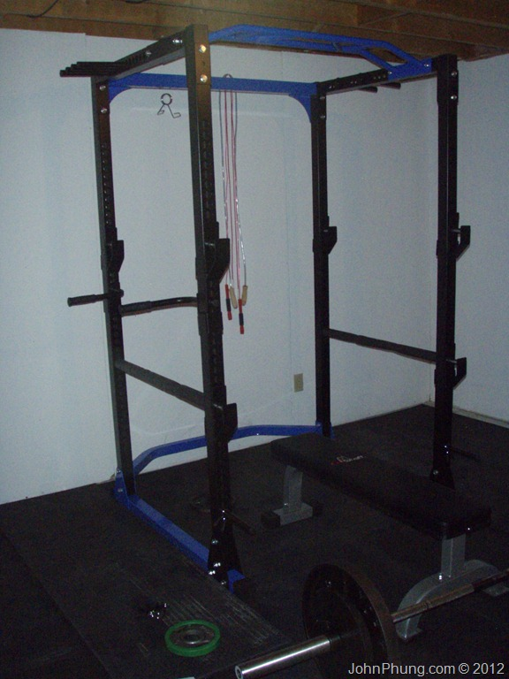 Amstaff Tr023 Power Rack Review John Phungamstaff Tr023