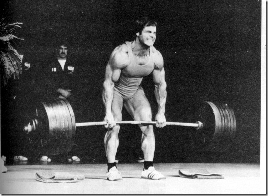 Franco Columbo Deadlift