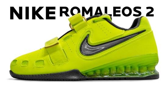 Nike Romaleos 2 Volt