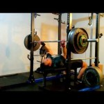 380 lb bench press
