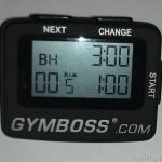 Black Gymboss