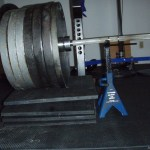 Deadlift Bar Jack Stands