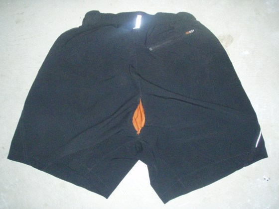 Ripped Shorts From Squats