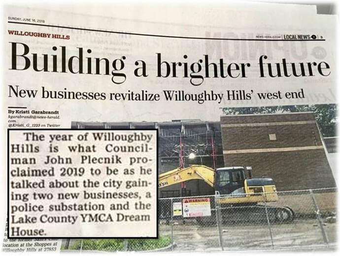 john plecnik for willoughby