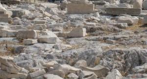 Blocks from Parthenon