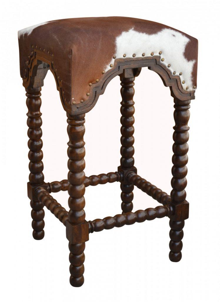 Cowhide Chairs  Cowhide Bar Stools  Cowhide Ottomans