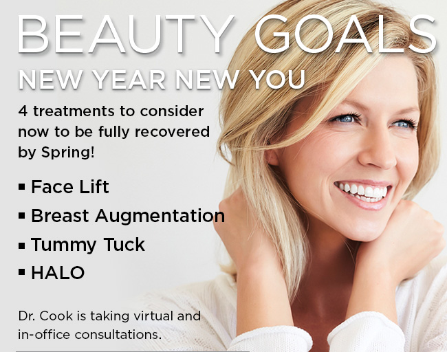 BeautyGoals – New Year New You!