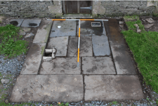Archaeology 1: Stone Curbing