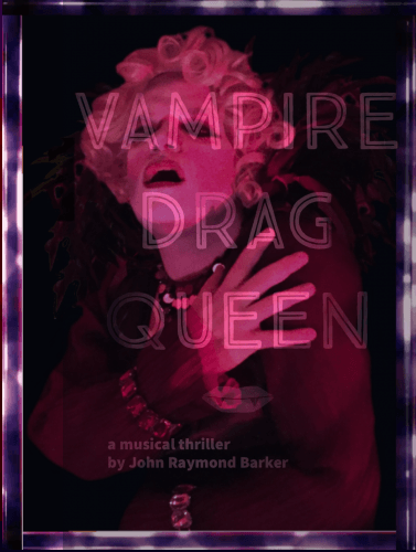 possible poster artwork for Vampire Drag Queen