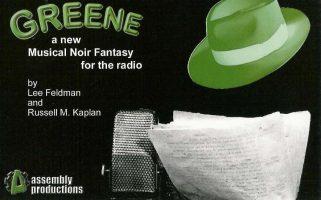 postcard for Lee Feldman's Greene