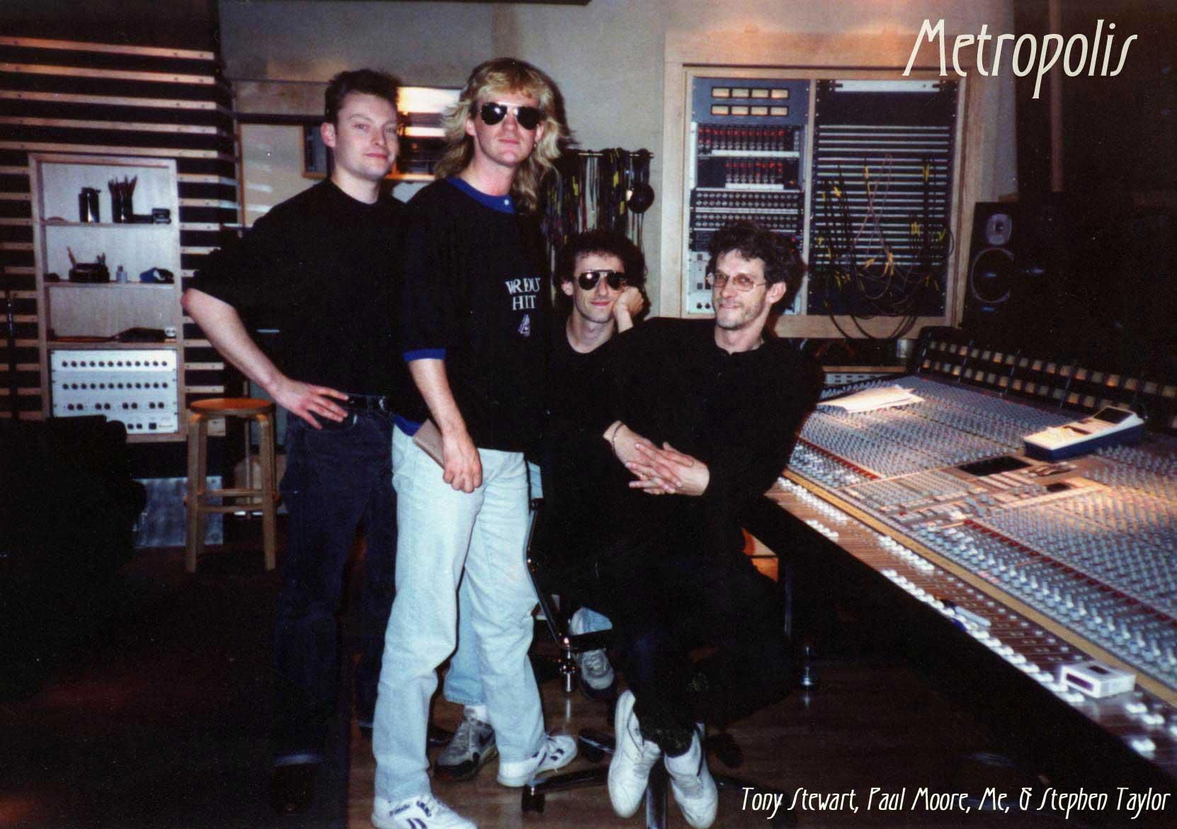 Metropolis Recording Studio