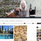 Susie Hunter's Website