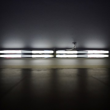 john ros, untitled: (top drawer, 2014) 2017 mixed media installation