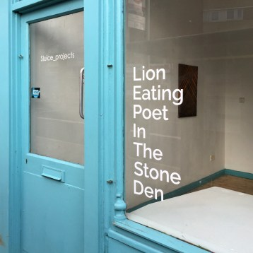 john ros installation, untitled: 18 malden rd, 2016