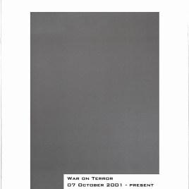 john ros, war on terror, 2013