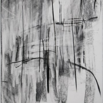 john ros, untitled charcoal, 2008