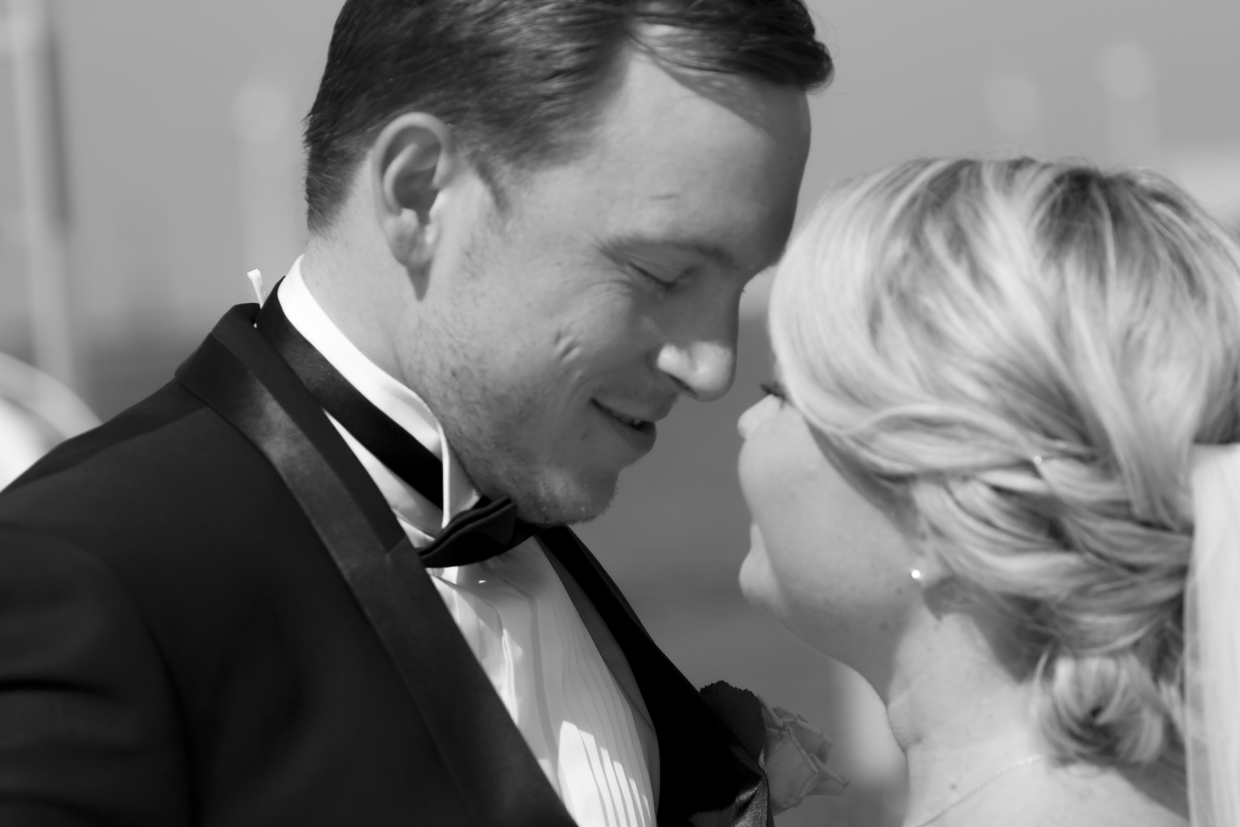 Bröllopsfotografering falkenberg