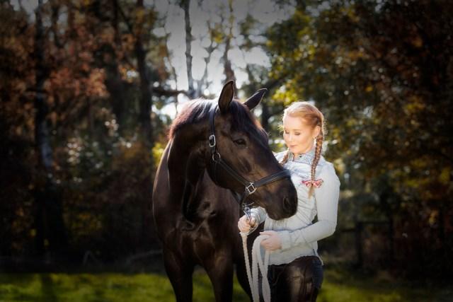 Hästfotografering i Halmstad