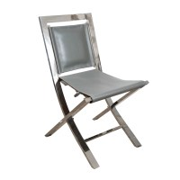 Set of eight folding dining chairs | Dining Chairs | John ...