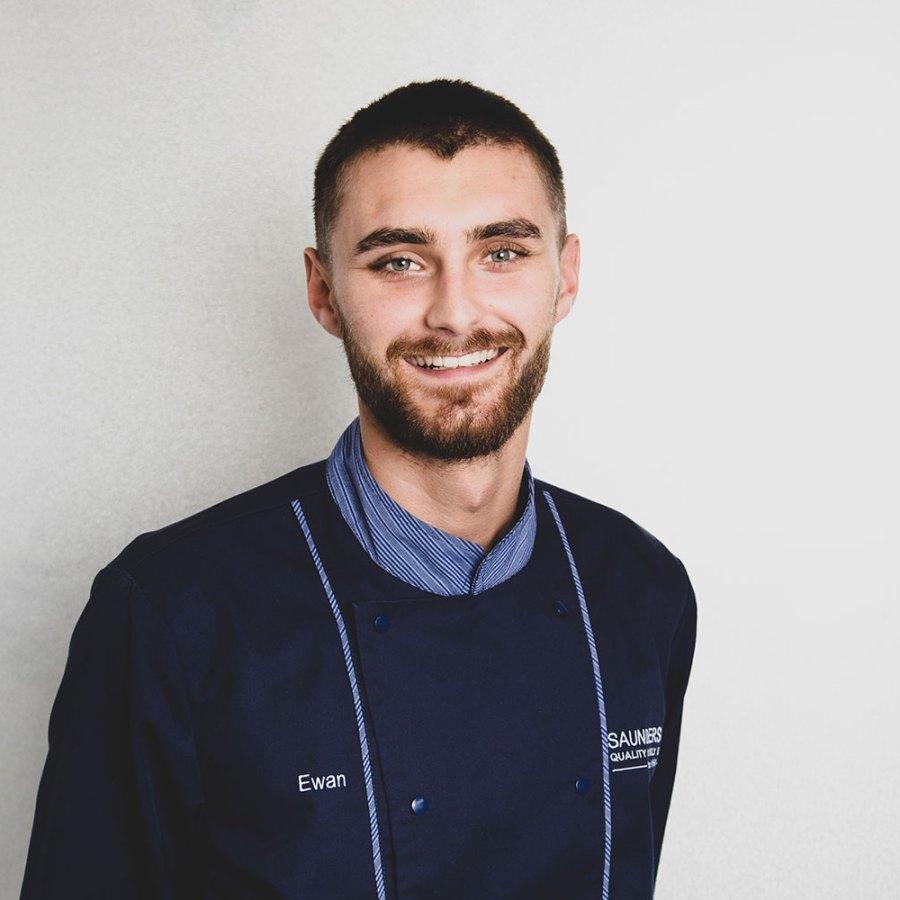 Ewan Saunderson Saunderson's Quality Family Butcher Edinburgh
