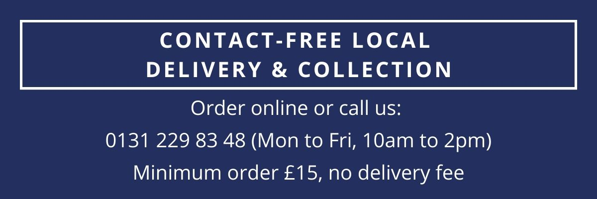 Contact-Free Delivery & Collection