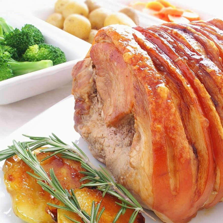 Smoked Gammon Joint ⅓ off, only £7.60/kg