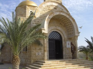 An orthodox Church at the Dead Sea-1