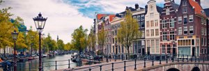 Amsterdam from Paris 4