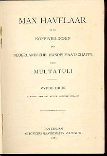 Max Havelaar Book2a