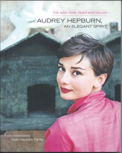 Audrey Hepburn by Sean