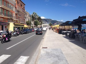 Coastal Road in Menton-1