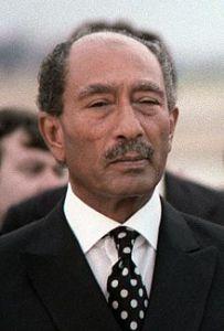 President Anwar Sadat