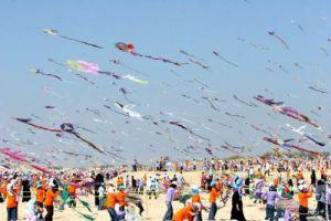 vliegeren in Gaza