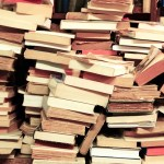 many books of all literary genres for sale in a bookshop