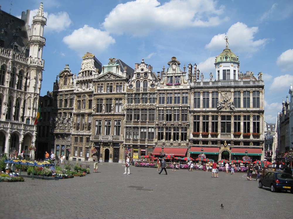 Brussels Gr-Place-1